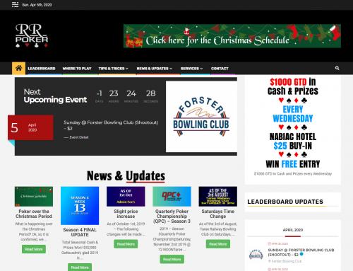 River Rats Poker League